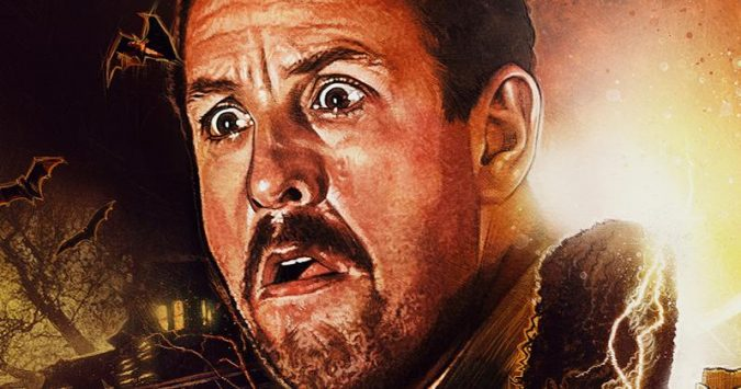 Netflix Has Released Adam Sandler S Hubie Halloween Tv Trailer Poster Video Reviews